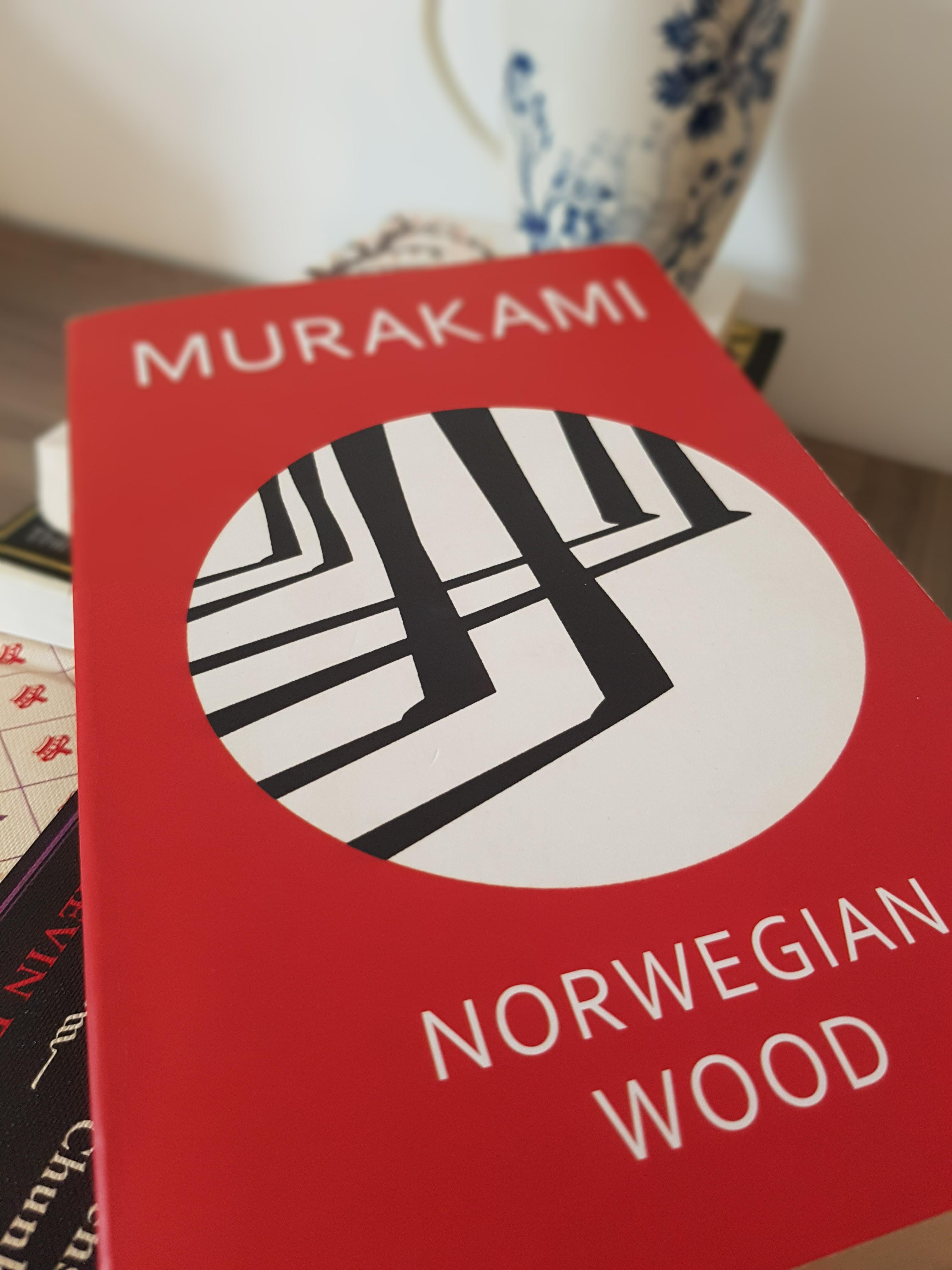 Norwegian Wood by Haruki Murakami – Compulsive Book Hoarder